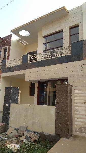 3 BHK Individual House for Sale in Sunny Enclave, Mohali - 1000 Sq. Feet