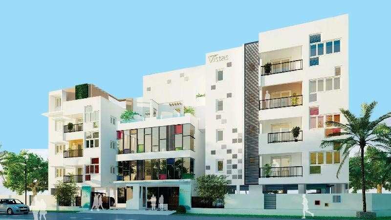 3 BHK Flats & Apartments for Sale in Velachery, Chennai - 14500 Sq. Feet