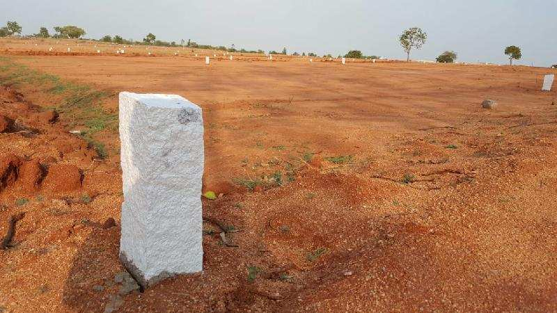 Residential Plot for Sale in Srisailam Highway, Hyderabad - 500 Sq. Yards