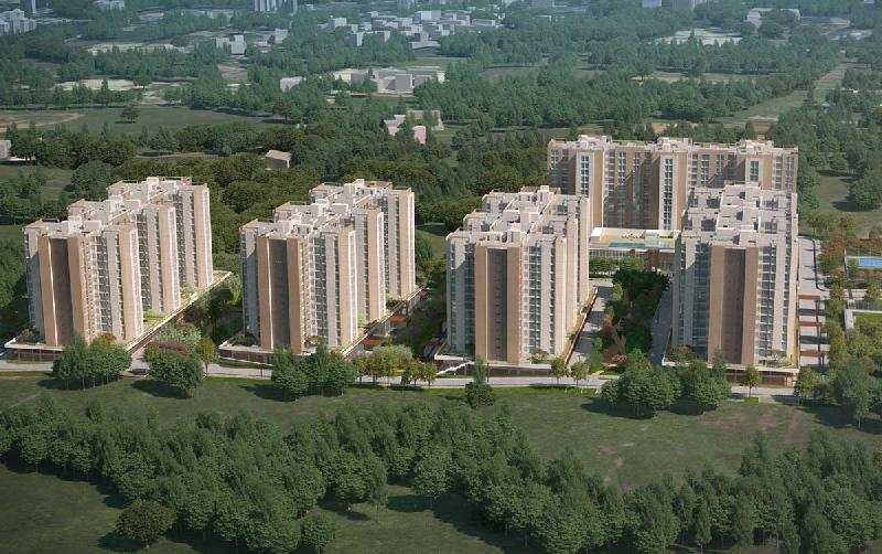 3 BHK Flats & Apartments for Sale in Sarjapur Road, Bangalore - 1157 Sq.ft.