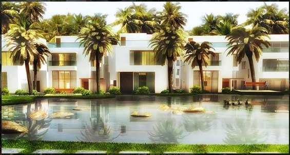 3 BHK Flats & Apartments for Sale in Hoskote, Bangalore - 1286 Sq. Feet