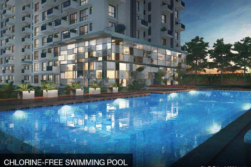 3 BHK Flats & Apartments for Sale in Hoodi, Bangalore - 1550 Sq. Feet