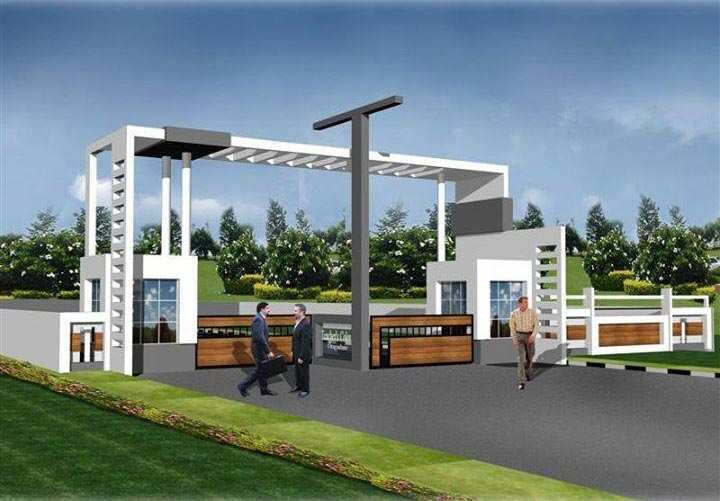 Residential Plot for Sale in Whitefield, Bangalore - 1200 Sq. Feet