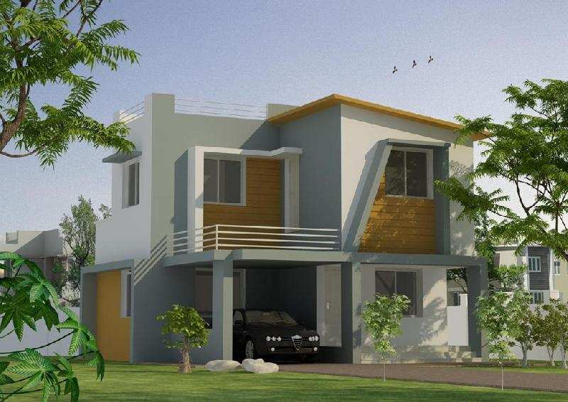3 BHK Individual House for Sale in Whitefield, Bangalore - 1200 Sq.ft.