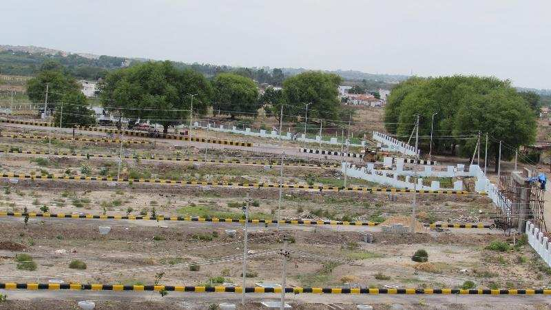 Commercial Lands /Inst. Land for Sale in Patancheru, Hyderabad - 1150 Sq. Yards