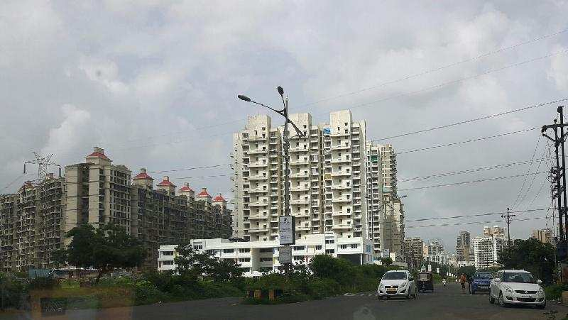 2 BHK Flats & Apartments for Sale in Sector 35, Navi Mumbai - 1050 Sq.ft.