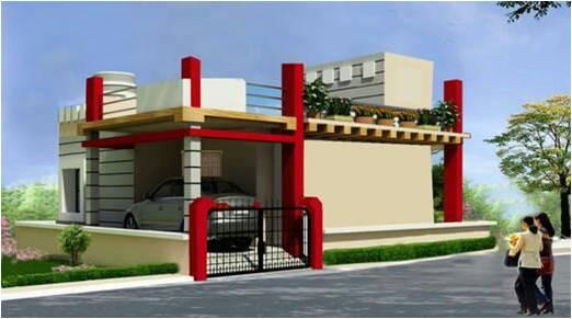 2 BHK Individual House for Sale in Durgapur - 1000 Sq.ft.