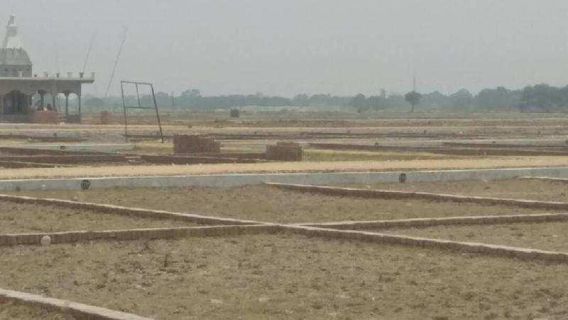 Residential Plot for Sale in Gomti Nagar Extn, Lucknow - 1000 Sq. Feet