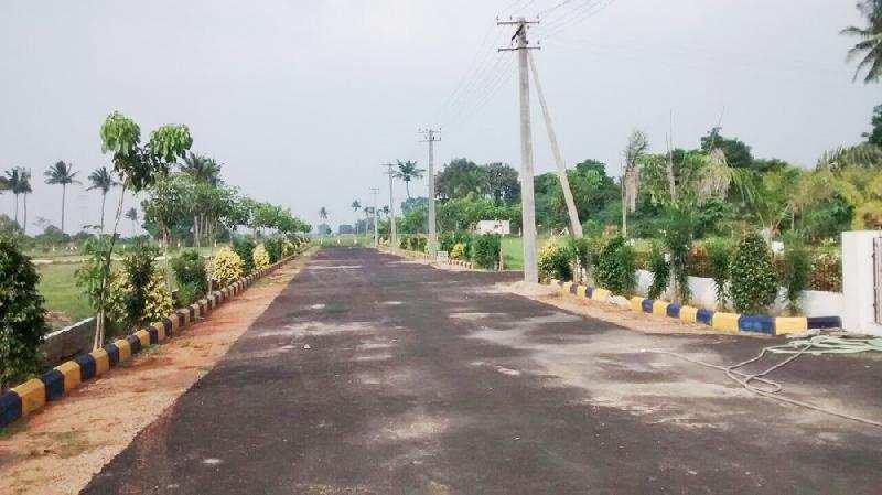 Residential Plot for Sale in Chennai Suburb - 1200 Sq. Feet