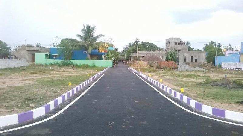 Residential Plot for Sale in Chennai Suburb - 1300 Sq.ft.