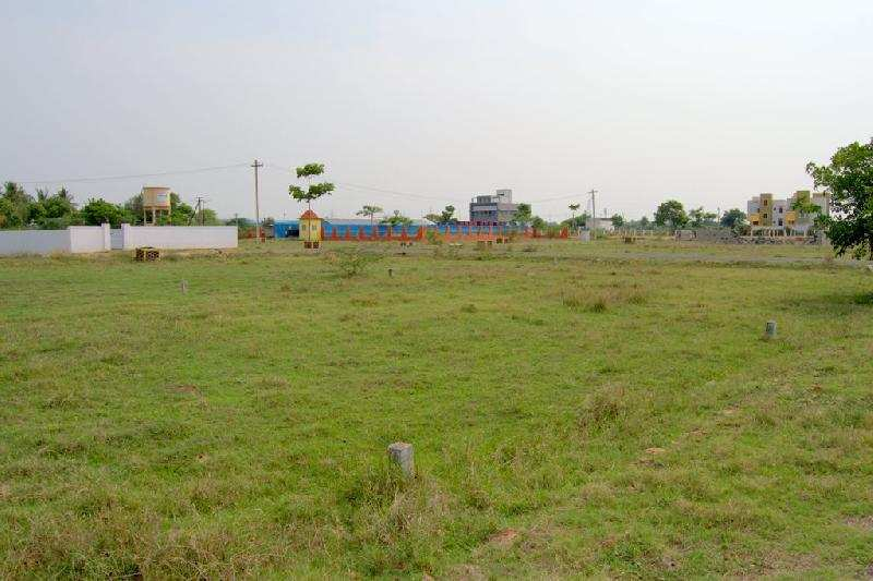 Residential Plot for Sale in Chennai Suburb - 1500 Sq.ft.