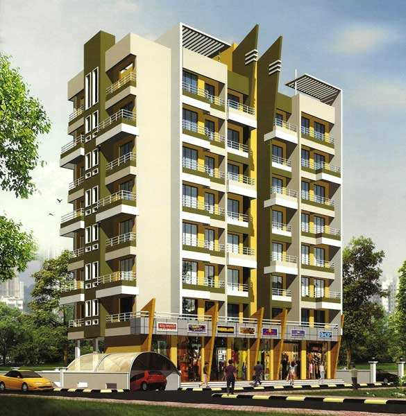 R.K. Residency Apartments for Sale - 645 Sq.ft.