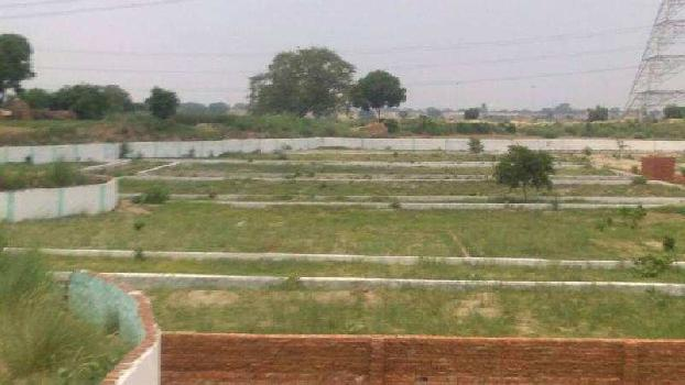 100 Sq. Yards Residential Plot for Sale in Fatehabad Road, Agra