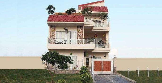 3 BHK 1350 Sq.ft. House & Villa for Sale in Yamuna Expressway, Greater Noida