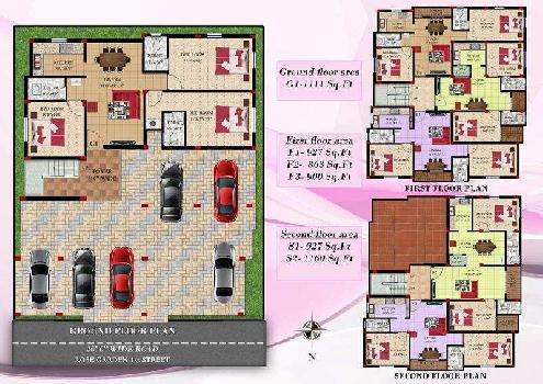 2 BHK 760 Sq.ft. Residential Apartment for Sale in Tambaram, Chennai