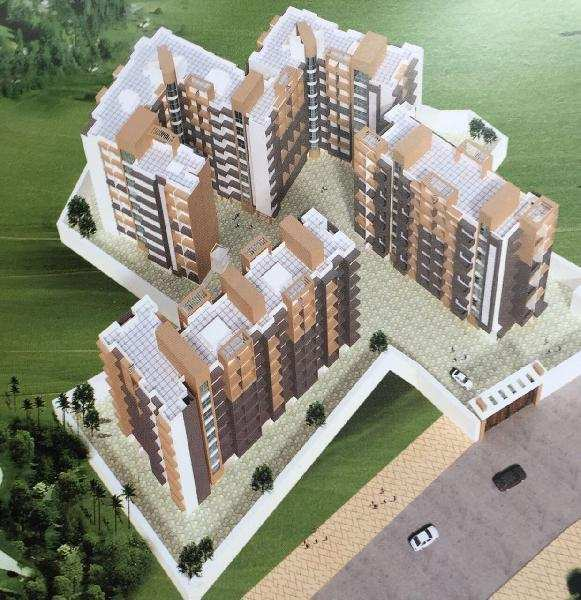 1 BHK Flats & Apartments for Sale in Dombivli, Thane - 500 Sq.ft.