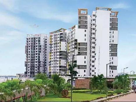 2 BHK 1099 Sq.ft. Residential Apartment for Sale in Kalinga Nagar, Bhubaneswar