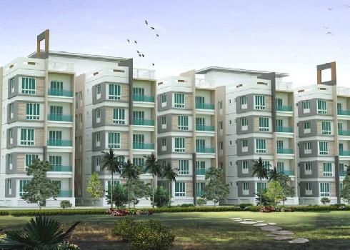 3 BHK 1400 Sq.ft. Residential Apartment for Sale in Kalinga Nagar, Bhubaneswar