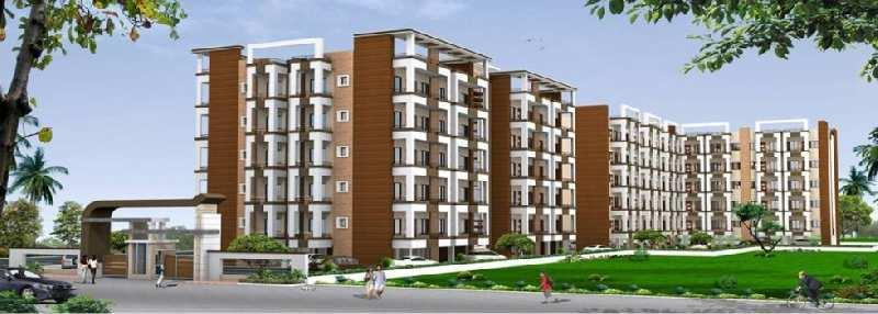 1 BHK 700 Sq.ft. Residential Apartment for Sale in Bhupatwala, Haridwar