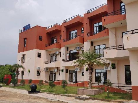 1 BHK 350 Sq.ft. Studio Apartment for Sale in Vrindavan, Mathura