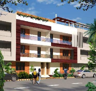 1 BHK 450 Sq.ft. Studio Apartment for Sale in Jait, Vrindavan