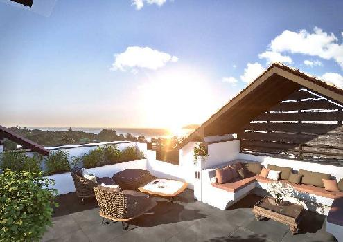 160 Sq. Meter Penthouse for Sale in Campal, Panjim, Goa