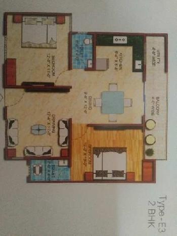 2 BHK 800 Sq.ft. Residential Apartment for Sale in Hoshangabad Road, Bhopal
