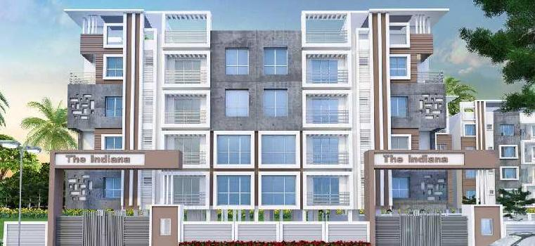 2 BHK 610 Sq.ft. Residential Apartment for Sale in Rajarhat, Kolkata