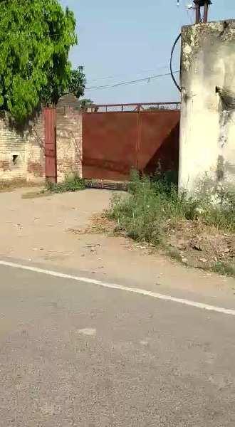 19 Bigha Industrial Land for Sale in Kailashpur, Saharanpur