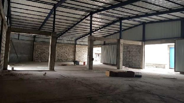 5300 Sq.ft. Warehouse for Rent in Sarigam, Vapi