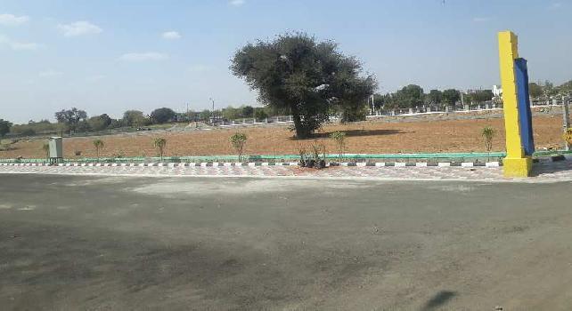 1244 Sq. Yards Residential Plot for Sale in Mansarovar, Jaipur