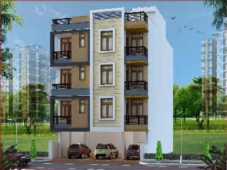 3 BHK 1250 Sq.ft. Residential Apartment for Sale in Kalwar Road, Jaipur