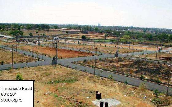 3000 Sq.ft. Residential Plot for Sale in Pawanpuri, Bikaner