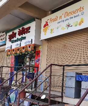 525 Sq.ft. Commercial Shop for Rent in Thergaon, Pune