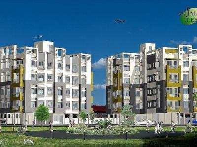 3 BHK 1237 Sq.ft. Residential Apartment for Sale in Hatiara, Rajarhat, Kolkata