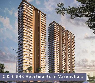 3 BHK 1525 Sq.ft. Residential Apartment for Sale in Sector 14 Vasundhara, Ghaziabad