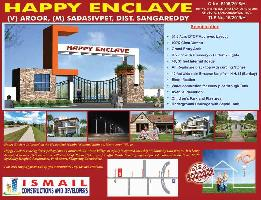 165 Sq. Yards Residential Plot for Sale in Sadasivpet, Hyderabad