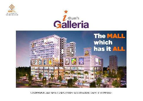 165 Sq.ft. Commercial Shop for Sale in Alpha II, Greater Noida