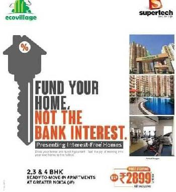 2 BHK 890 Sq.ft. Residential Apartment for Sale in Noida Extension