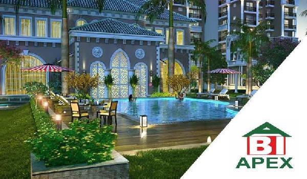 2 BHK 998 Sq.ft. Residential Apartment for Sale in Siddharth  Vihar, Ghaziabad