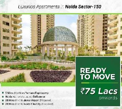 3 BHK 1675 Sq.ft. Residential Apartment for Sale in Sector 150 Noida