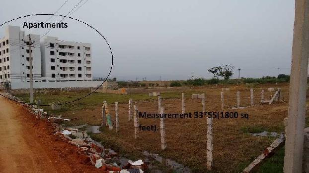 1815 Sq.ft. Residential Plot for Sale in Tiruchanoor, Tirupati