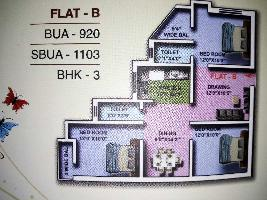 3 BHK Flat for Sale in Chanchani Colony, Dhanbad