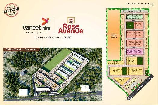 73 Sq. Yards Residential Plot for Sale in Dappar, Dera Bassi