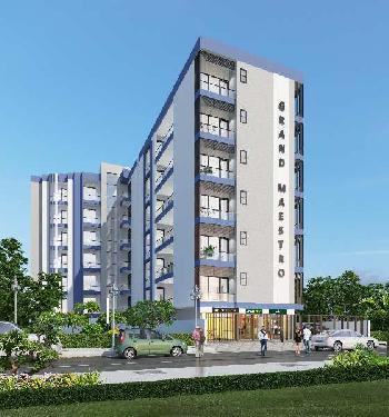 3 BHK 1280 Sq.ft. Residential Apartment for Sale in Hirak Road, Dhanbad