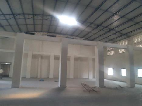 16000 Sq.ft. Factory for Rent in Sarigam, Valsad