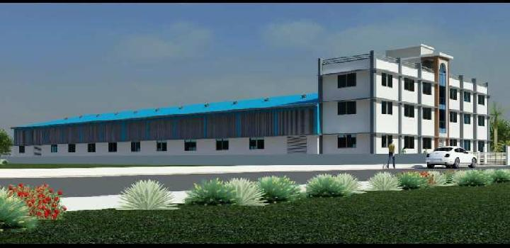 45000 Sq.ft. Warehouse for Rent in Sarigam, Vapi