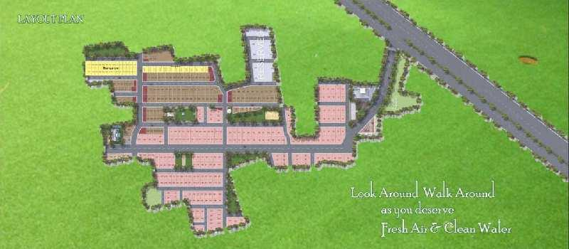 5500 Sq.ft. Residential Plot for Sale in Amleshwar, Raipur