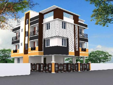 2 BHK 840 Sq.ft. Residential Apartment for Sale in Guduvancheri, Chennai
