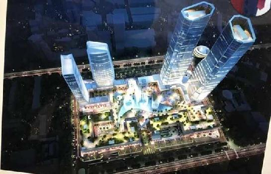 547 Sq.ft. Office Space for Sale in Sector 140A, Noida